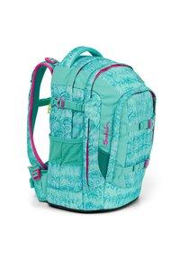 Satch - School bag - mint white - 2