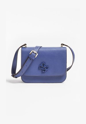 NOELLE - Across body bag - blau