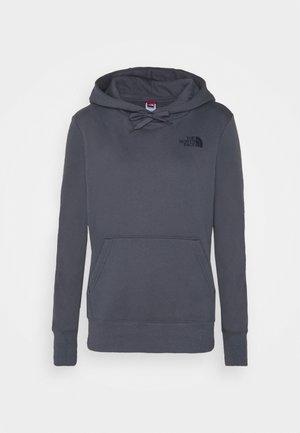CLIMB HOODIE - Sweatshirt - vanadis grey