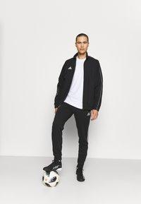 adidas Performance - JUVENTUS TURIN - Club wear - black/white - 1