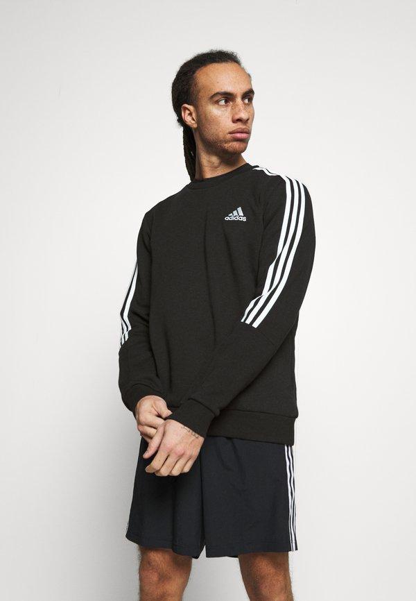 adidas Performance CUT - Bluza - black/white/czarny Odzież Męska VNQF