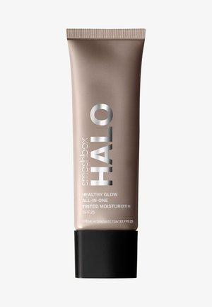 HALO HEALTHY GLOW ALL-IN-ONE TINTED MOISTURIZER SPF25  - Tinted moisturiser - 9 tan dark