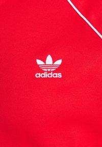 adidas Originals - Kurtka sportowa - red/white - 2