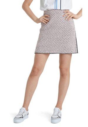 A-line skirt - almond blossom
