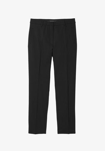 Desi - Trousers - black