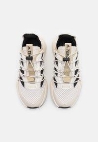 adidas Performance - TERREX VOYAGER 21 H.RDY  - Hiking shoes - chalk white/core black/alumina - 3
