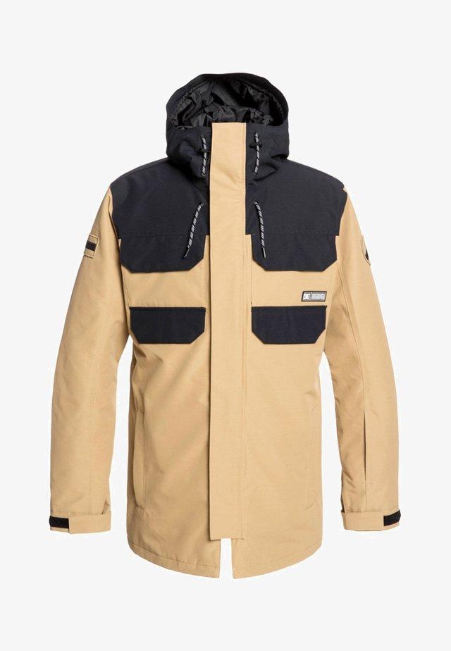 Snowboard jacket - beige