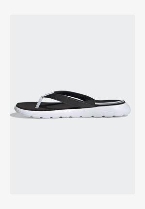 COMFORT - T-bar sandals - white