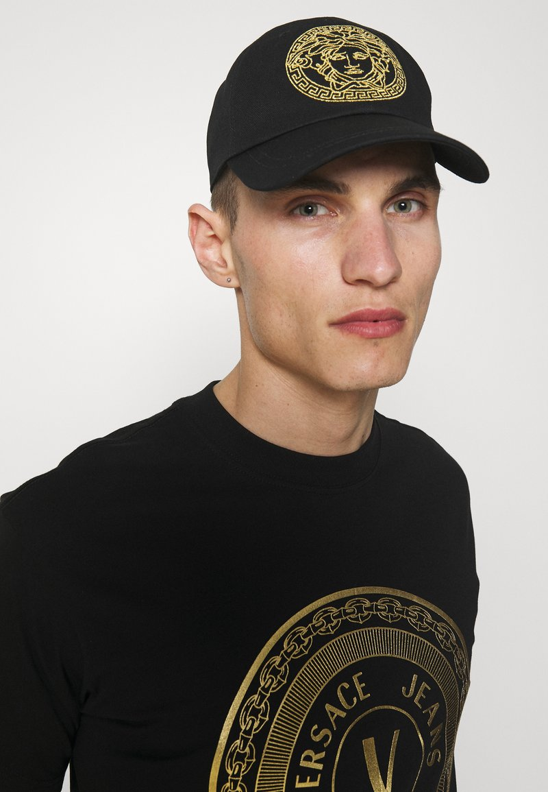 Versace - MEDUSA UNISEX - Caps - black