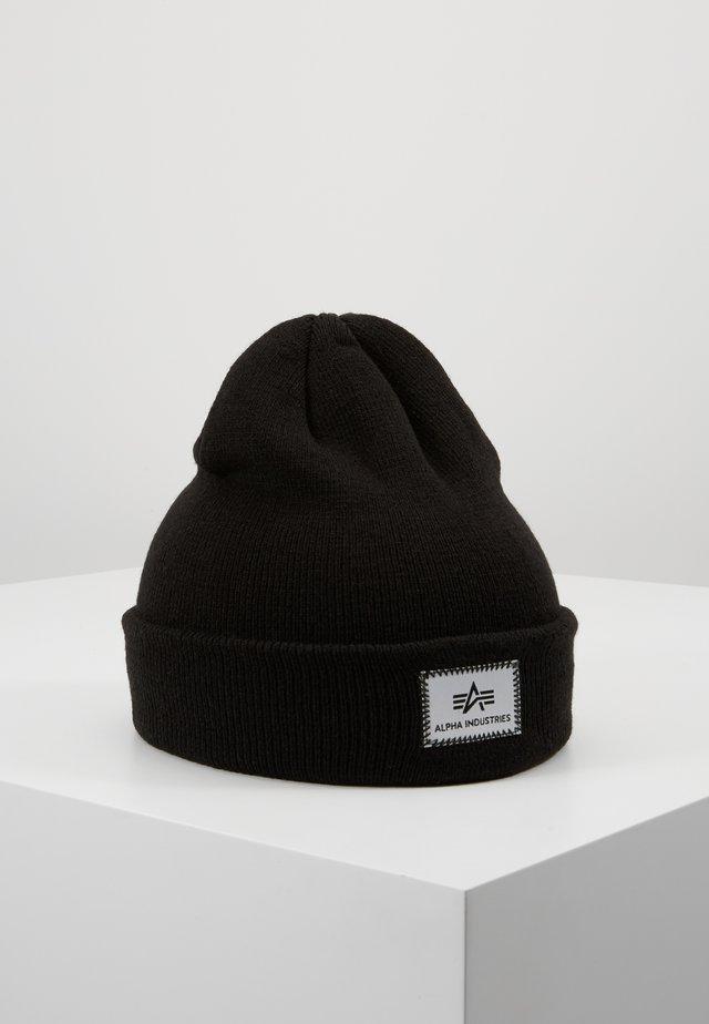 X-FIT BEANIE UNISEX - Pipo - black
