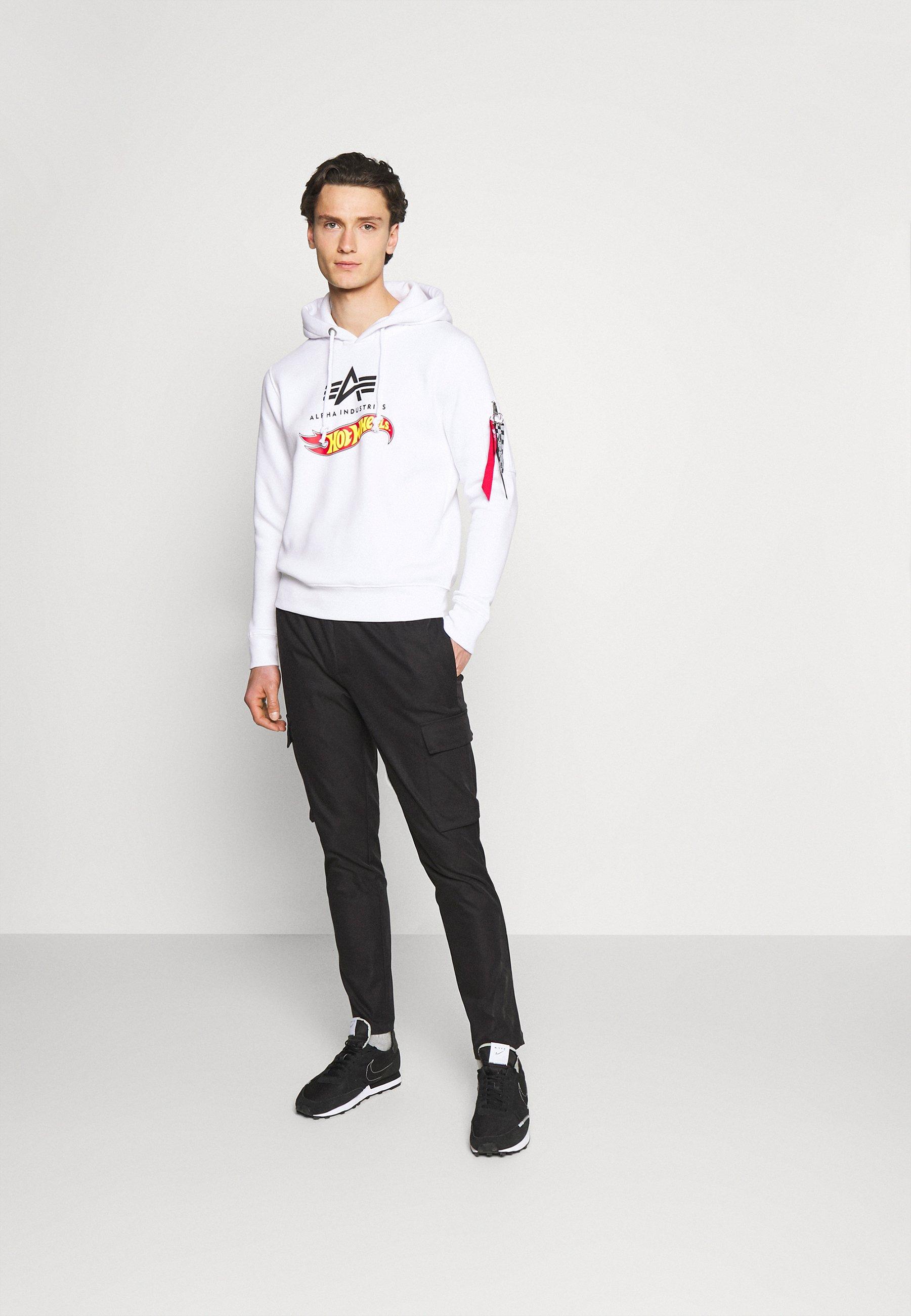 Homme HOT WHEELS FLAG HOODY - Sweatshirt
