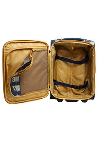 pick & PACK - OWL - Wheeled suitcase - blue - 3