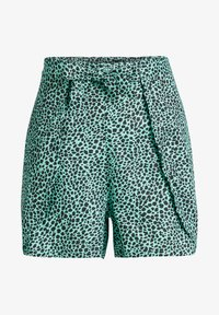 WE Fashion - MET DESSIN - Shorts - turquoise - 3