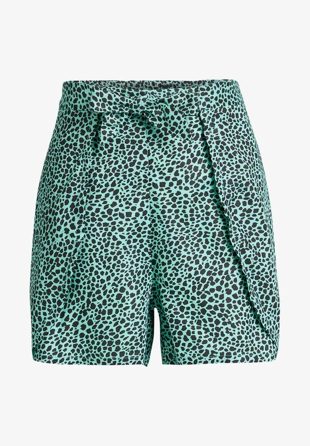 MET DESSIN - Shorts - turquoise