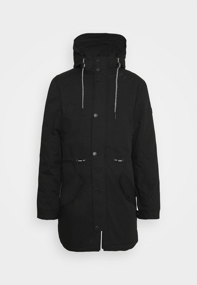 CARVER - Winter coat - black
