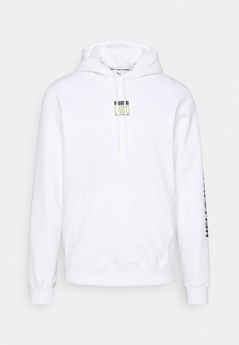 Puma - HELLY HANSEN - Sweatshirt - white