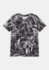 Abercrombie & Fitch - Print T-shirt - black - 0