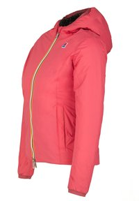 K-Way - THERMO PLUS. 2 DOUBLE - Down jacket - red claret-black pure - 1