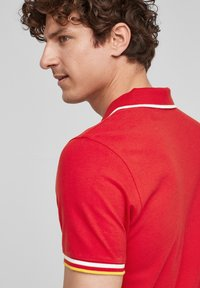 s.Oliver - Polo shirt - red - 4