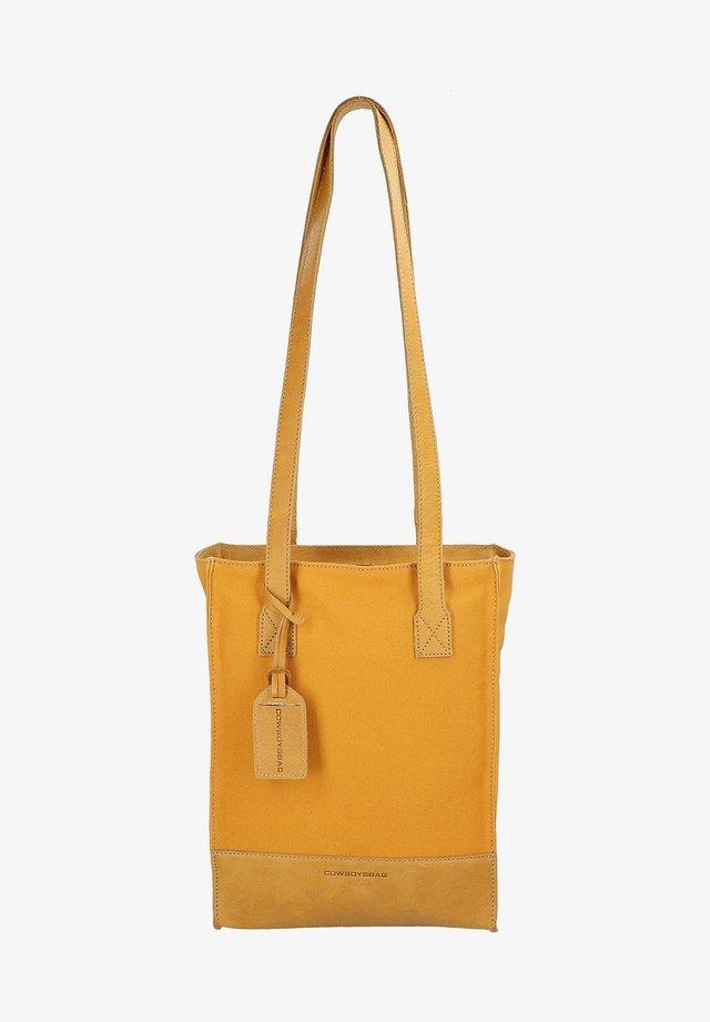 MACKAY - Handbag - amber