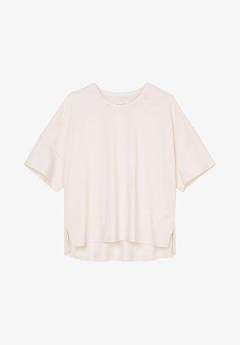 Basic T-shirt - shaded sand