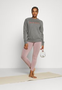 Sweaty Betty - BRIXTON - Sweater - charcoal grey - 1
