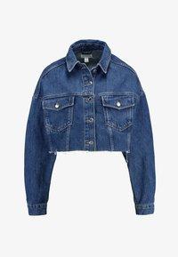 Topshop - HACK - Denim jacket - blue denim - 5