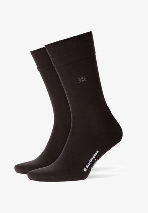 LEEDS - Chaussettes - brown