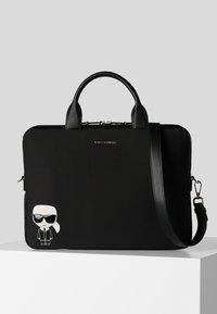 KARL LAGERFELD - Briefcase - black - 0