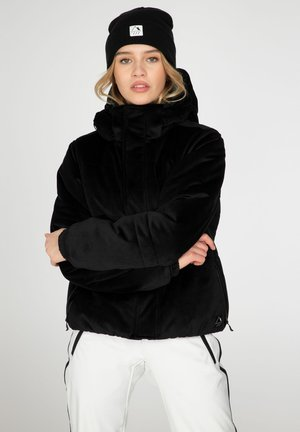 DIVA - Veste de ski - true black