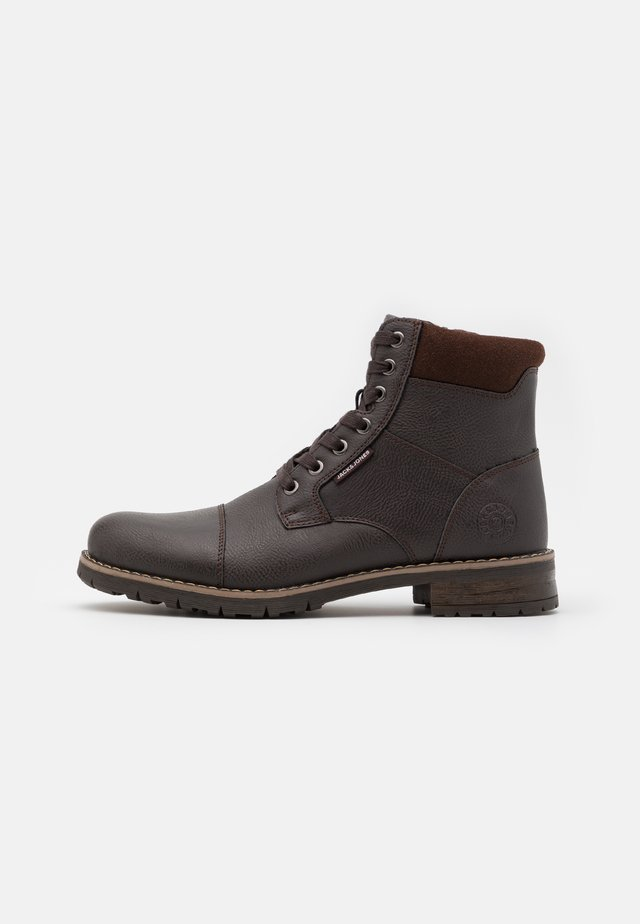 JFWRON BOOT JAVA - Lace-up ankle boots - java