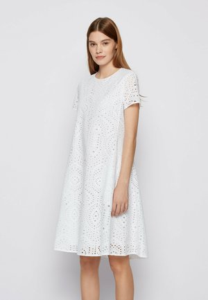DAJOUR - Day dress - white