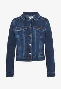 Q/S designed by - Denim jacket - blue denim - 4