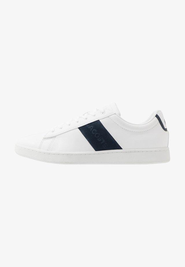 CARNABY EVO - Trainers - white/navy