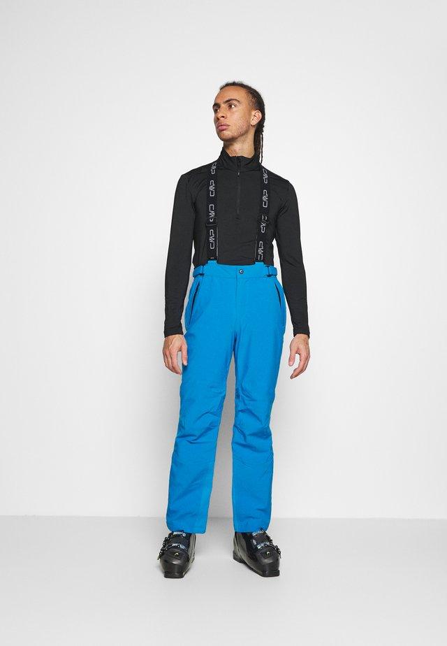MAN PANT - Pantaloni da neve - river