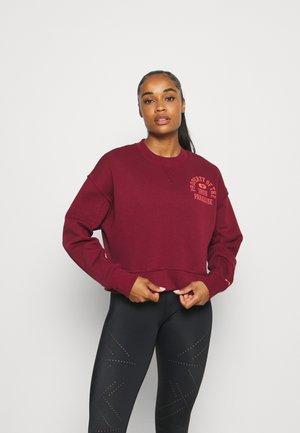 ROCK CREW - Sweater - red