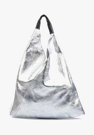 Shopper - argento