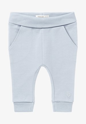 HUMPLE - Tracksuit bottoms - grey blue