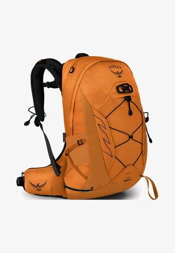 TEMPEST - Hiking rucksack - bell orange