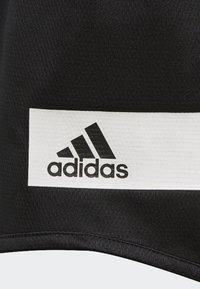 adidas Performance - COOL SHORTS - Urheilushortsit - black/ white - 4
