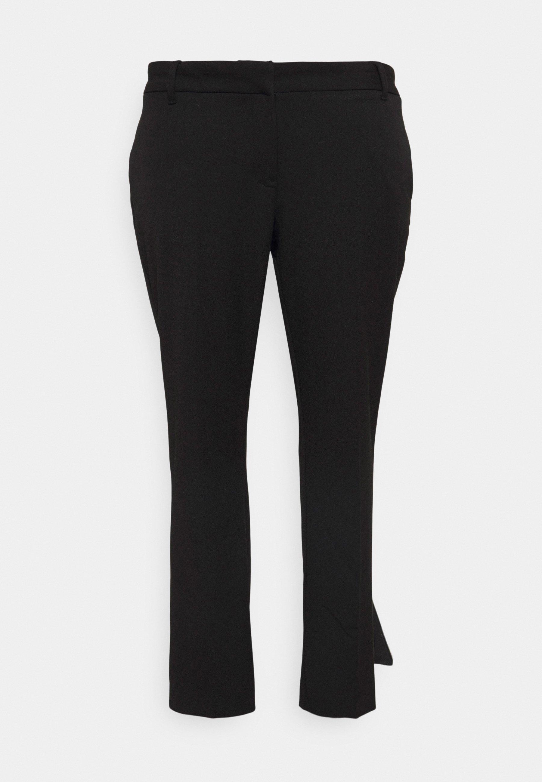Damer VMEVERLY STRAIGHT PANT CURVE - Bukser