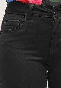 ONLY - Slim fit jeans - black denim - 4