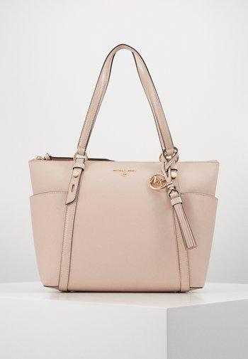 SULLIVAN  - Tote bag - soft pink