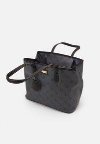 U.S. Polo Assn. - HAMPTON SHOPPING BAG PRINTED - Tote bag - black - 2