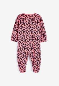 Next - SINGLE  - Sleep suit - rosa - 1