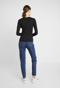 Dr.Denim Tall - NORA MOM - Jeansy Relaxed Fit - mid retro - 2
