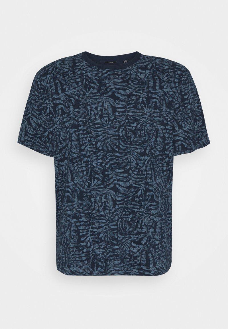 Only & Sons - ONSADRIEL LIFE TEE  - Print T-shirt - dress blues
