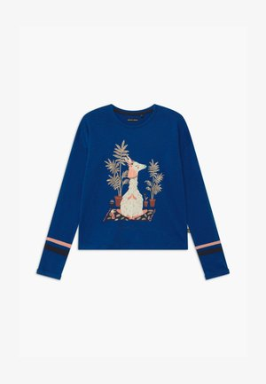 TEEN GIRLS - Longsleeve - olympian blue