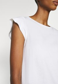 Anna Field - Camiseta básica - white - 4