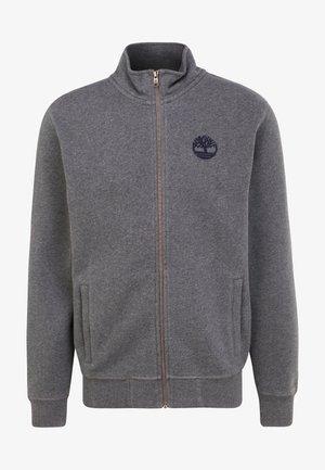 TREE  - Zip-up sweatshirt - dark grey heather
